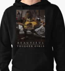 Young Thug | Easy Breezy Beautiful Thugger Girls (EBBTG) Pullover Hoodie