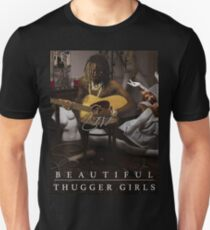 Young Thug | Easy Breezy Beautiful Thugger Girls (EBBTG) Unisex T-Shirt
