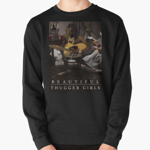 Young Thug | Easy Breezy Beautiful Thugger Girls (EBBTG) Pullover Sweatshirt
