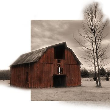 Red Barn 3 by JunkMan