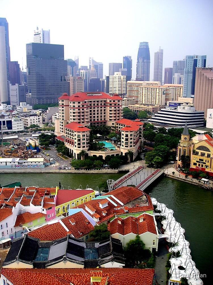 Singapore River by Paul Ryan