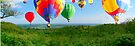 Hot Air Ballon Festival by Yannik Hay