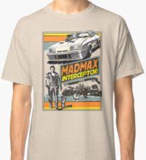Mad Max V8 Interceptor Classic T-Shirt