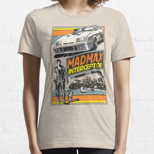 Mad Max V8 Interceptor Essential T-Shirt