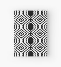 Taus Hano Pattern Number One Hardcover Journal