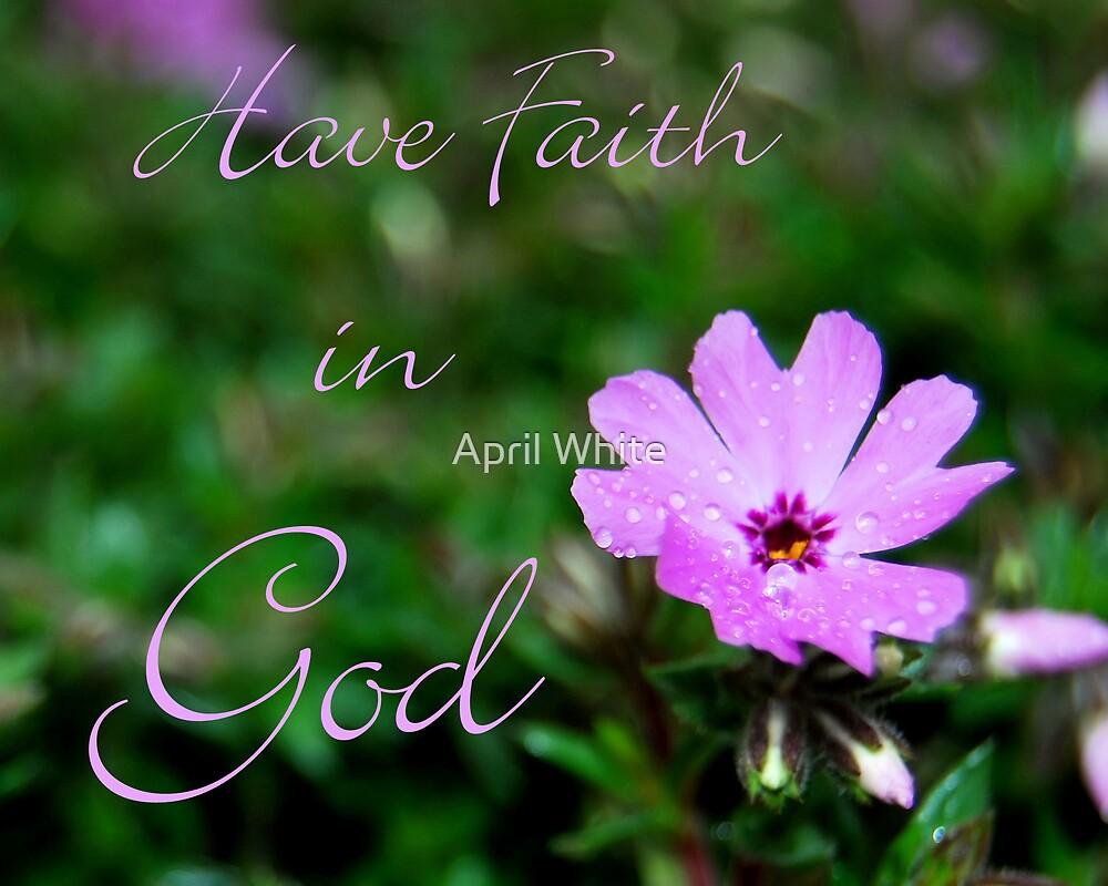 Faith by April White