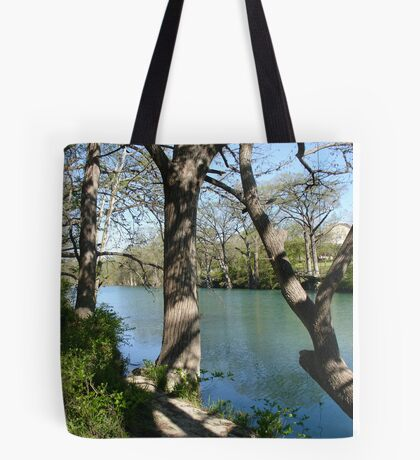 The Blanco River Tote Bag