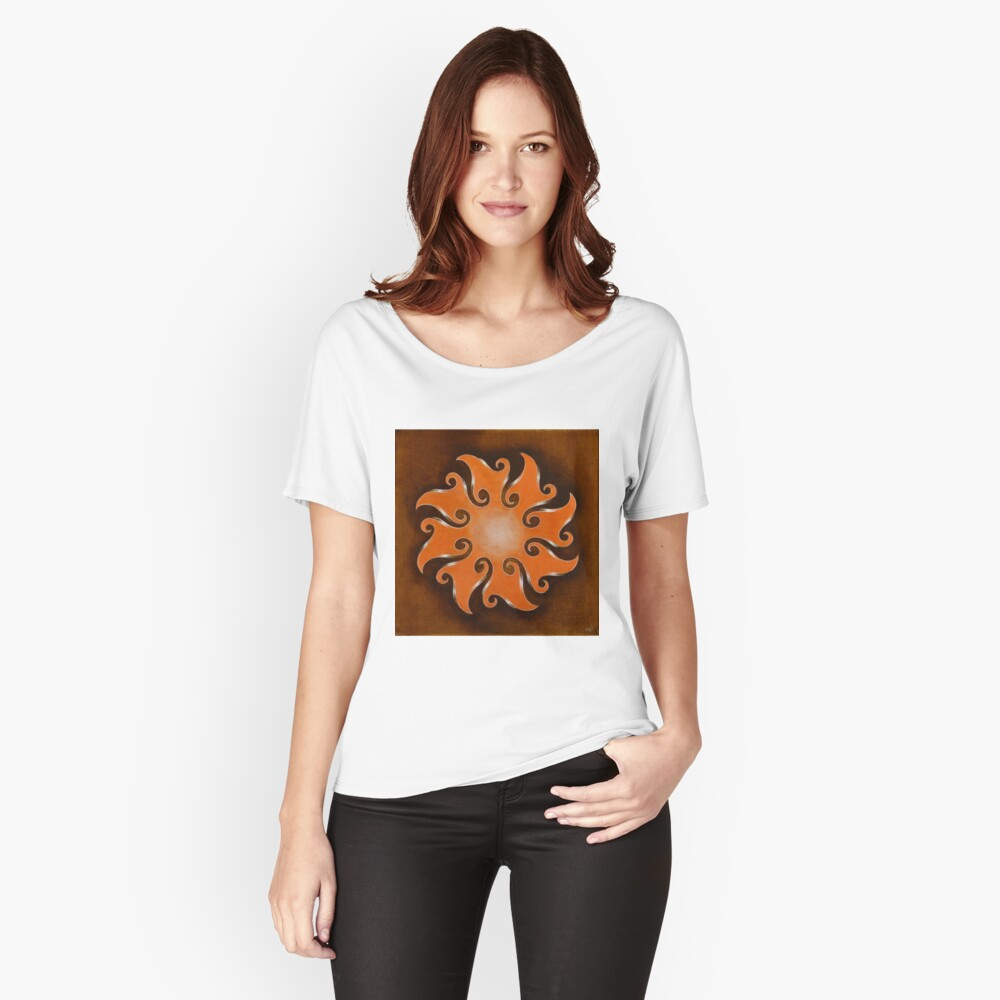 Points Of Infinity, No. 1 Relaxed Fit T-Shirt