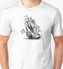 Dutch Ship Unisex T-Shirt