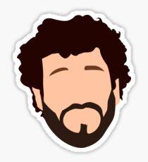 Lil Dicky Sticker