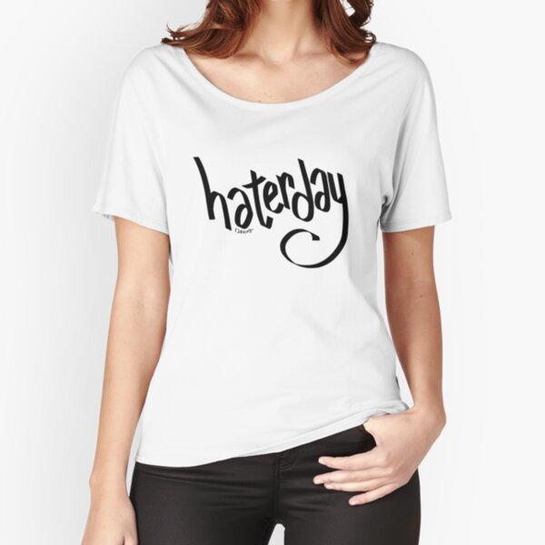 Odiando todos los días Camiseta ancha