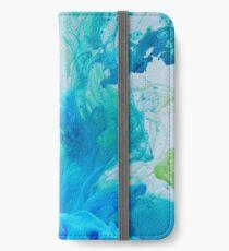 Breathing Underwater iPhone Wallet/Case/Skin