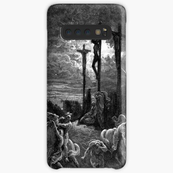 Crucifixion darkness Samsung Galaxy Snap Case