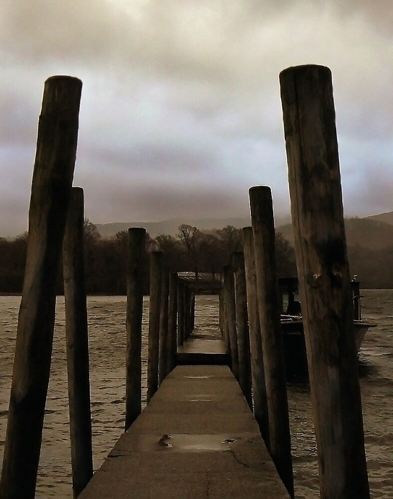 Derwent Water. by mariarty
