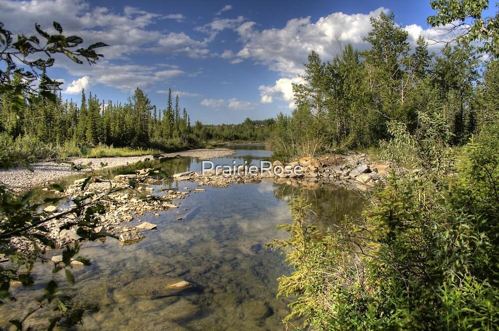 The River by PrairieRose
