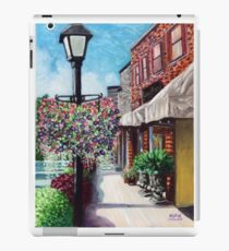 'Mainstreet, Blowing Rock' iPad Case/Skin
