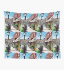 'Mainstreet, Blowing Rock' Wall Tapestry