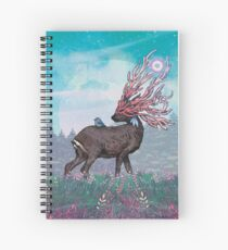 Companions Spiral Notebook
