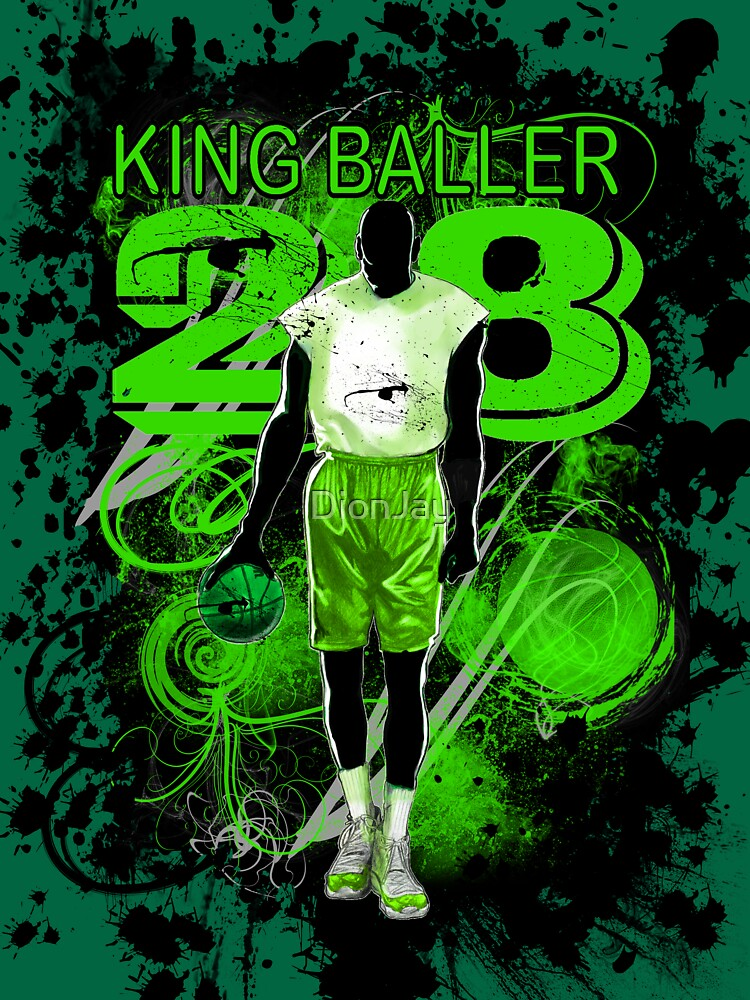 KING BALLER (GREEN) by DionJay