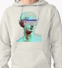 Vaporwave Blinded Pullover Hoodie