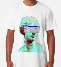 Vaporwave Blinded Long T-Shirt