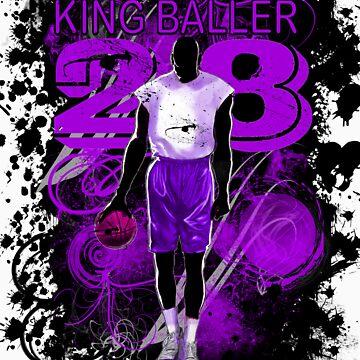 KING BALLER (PURPLE) by DionJay