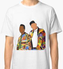 Fresh Prince & Jazzy Jeff Classic T-Shirt