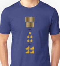 Settlers of Catan Pieces  Unisex T-Shirt