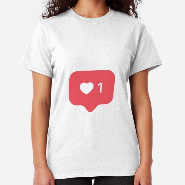 Instagram Like Classic T-Shirt