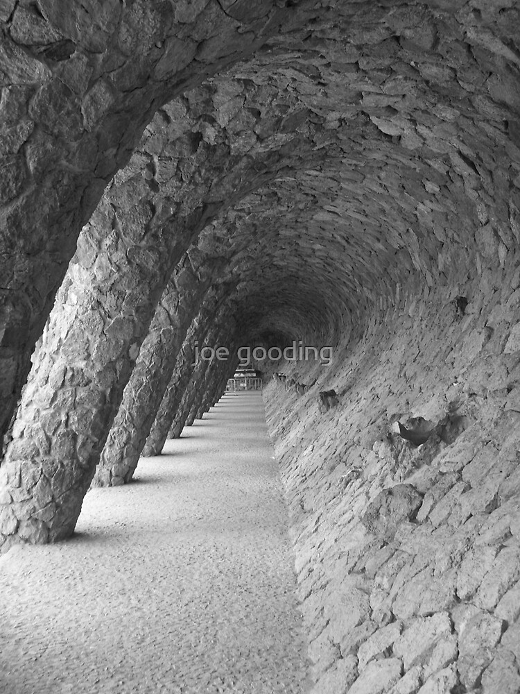 gaudi park by joe gooding