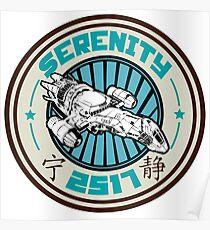Serenity 2517  Poster