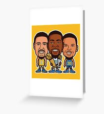 The Dubs Greeting Card