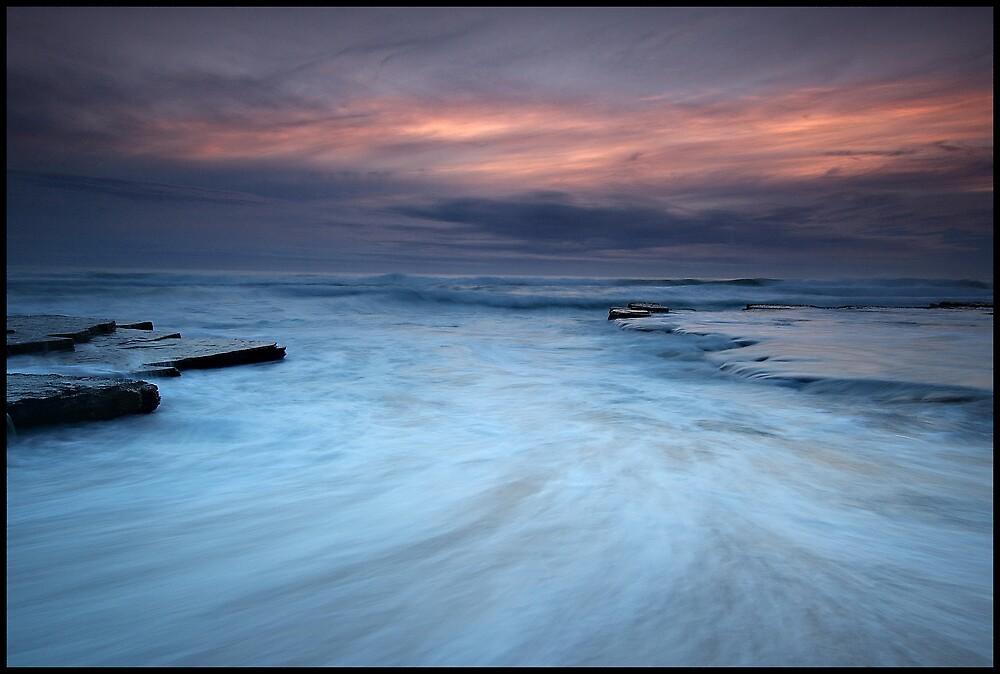 Cold Turimetta Sunrise by TimboDon