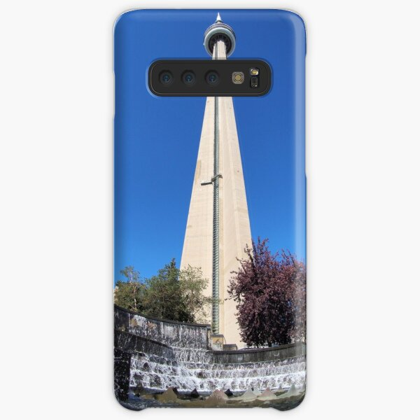 CN Tower Samsung Galaxy Snap Case