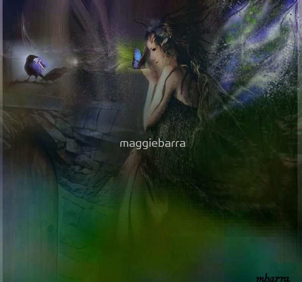 The Door  by maggiebarra