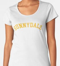 Sunnydale High School (Buffy) Women's Premium T-Shirt