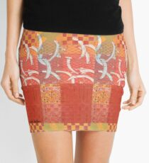 Serenity and Sunset Twins of Love Mini Skirt