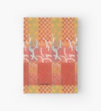 Serenity and Sunset Twins of Love Hardcover Journal