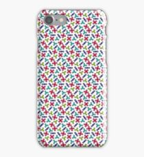 Funny Spinner Pattern 7 iPhone Case/Skin