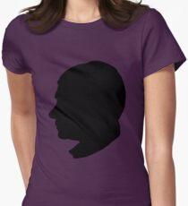 John Watson (BBC) silhouette Womens Fitted T-Shirt