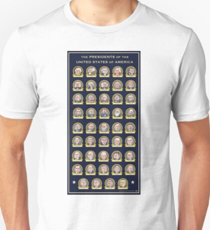 Presidents of the USA T-Shirt