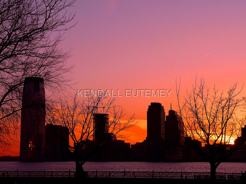 HARBOR NIGHTS by KENDALL EUTEMEY