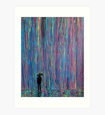 Acid Rain 2 Art Print