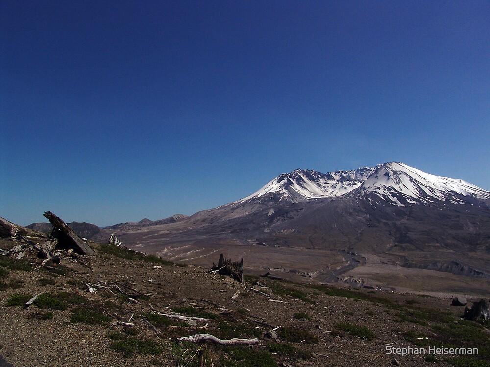 Mount Saint Helens by Stephan Heiserman
