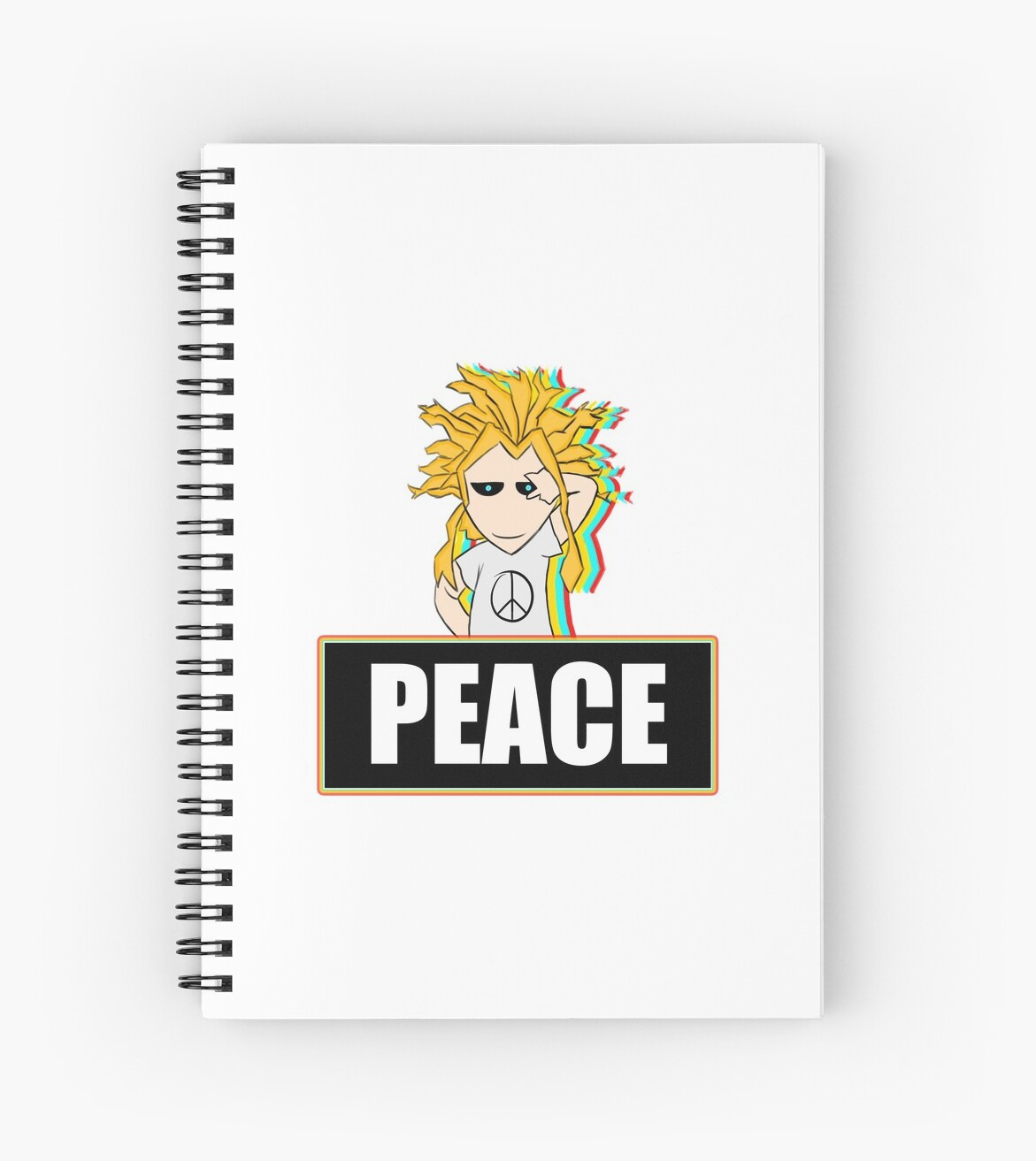 The Symbol Of Peace All Might My Hero Academia Anime Sticker