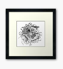 Any Direction Framed Print