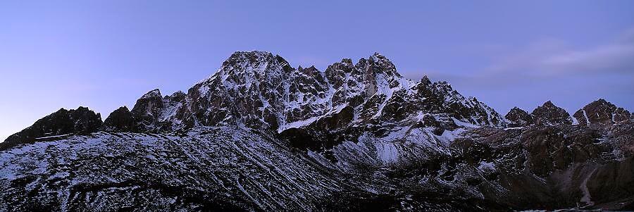 Mount Gokyo Sunrise by Adam Crews