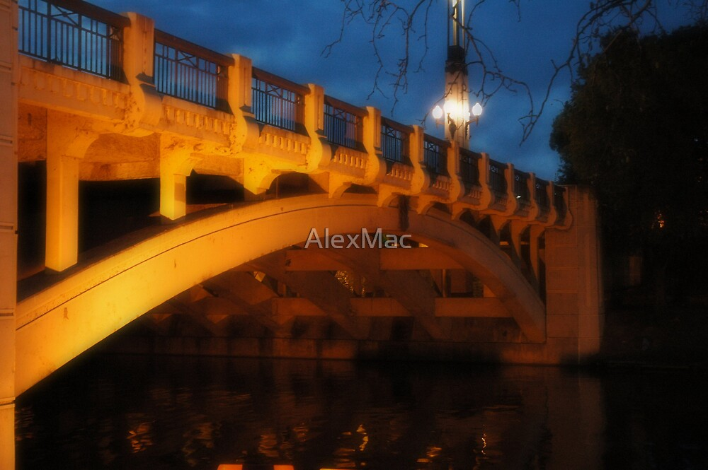 War Memorial Bridge by AlexMac