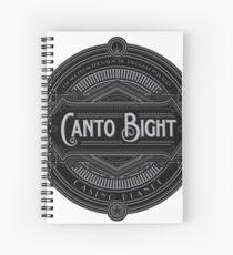 Canto Bight Spiral Notebook