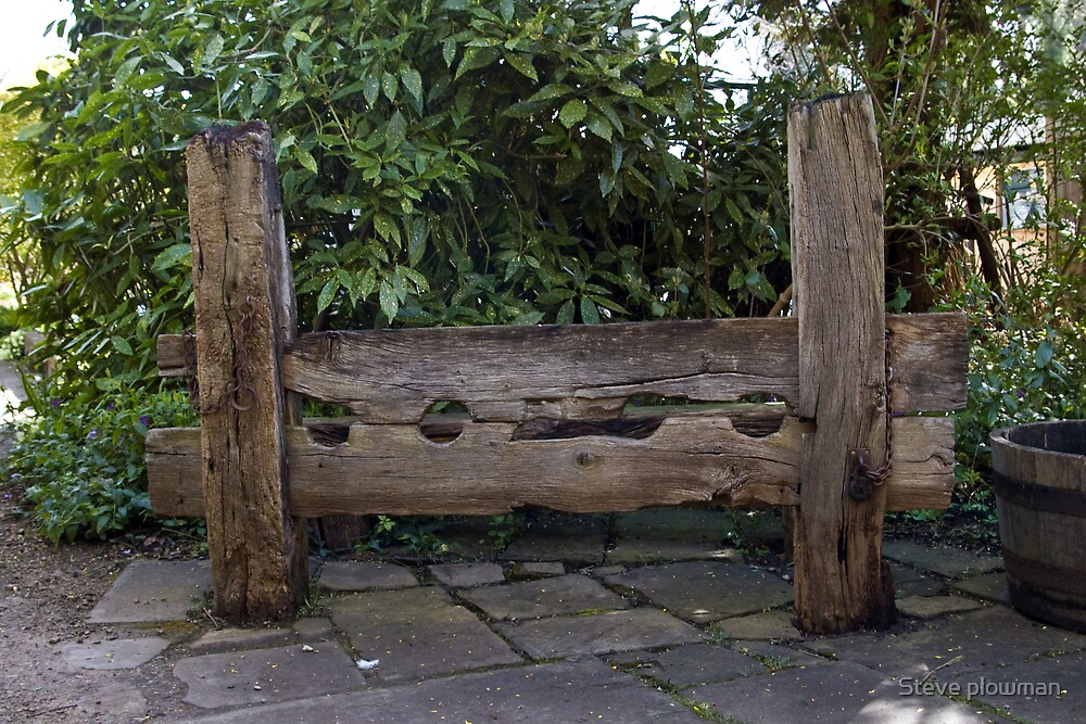 Lock,Stock and Barrel by Steve plowman